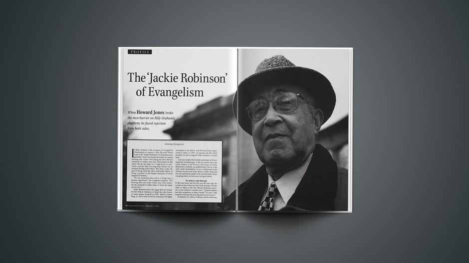 The 'Jackie Robinson' of Evangelism