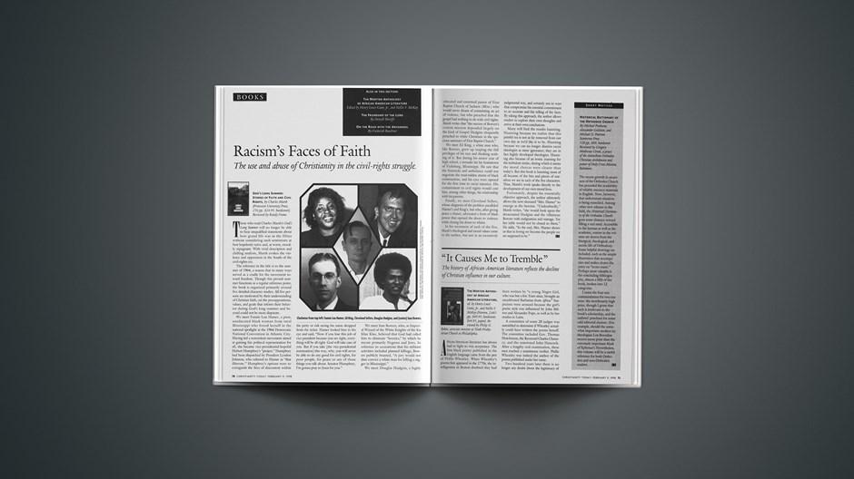 Racism's Faces of Faith