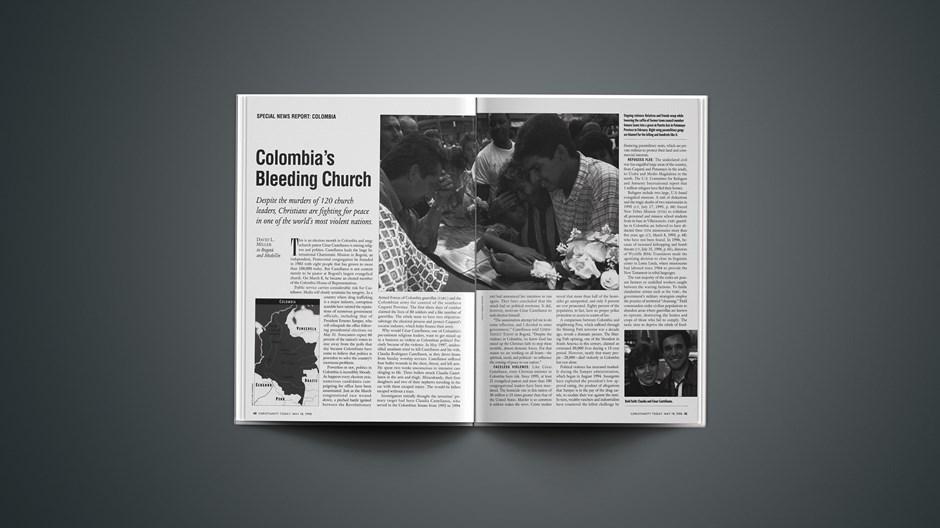 Colombia's Bleeding Church
