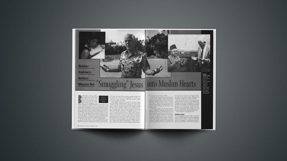 Smuggling Jesus into Muslim Hearts