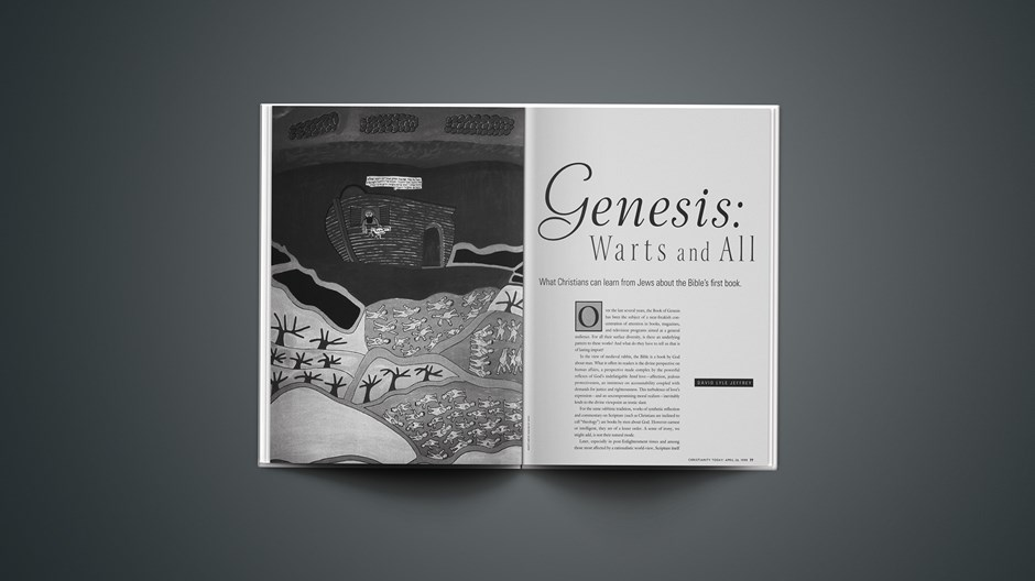 Genesis: Warts and All