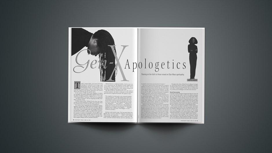 Gen-X Apologetics