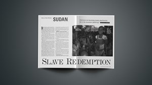 Redeeming Sudan's Slaves