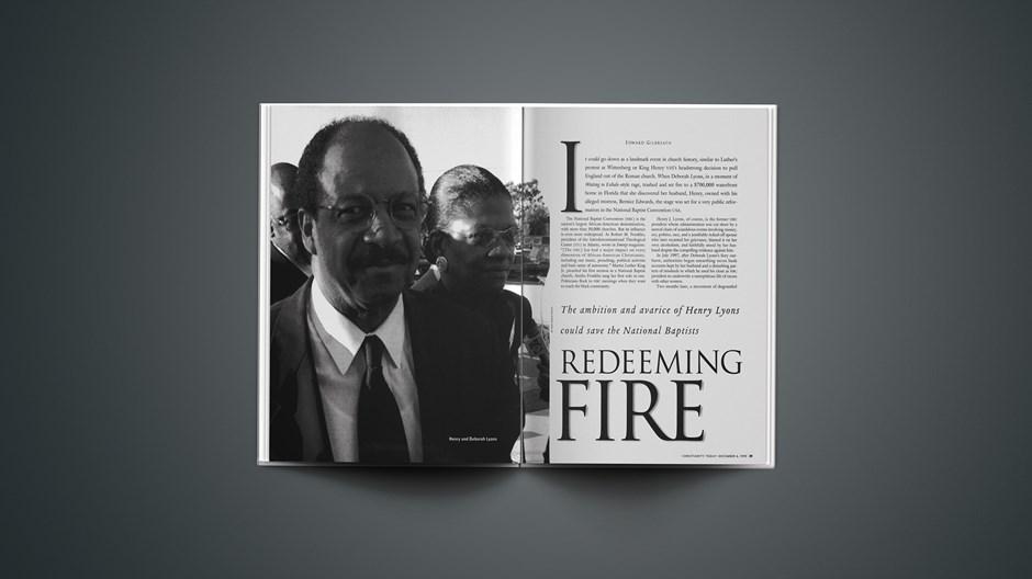 Redeeming Fire