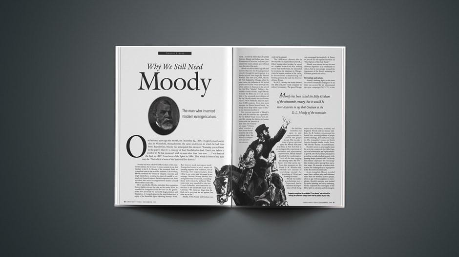 Why We Still Need Moody