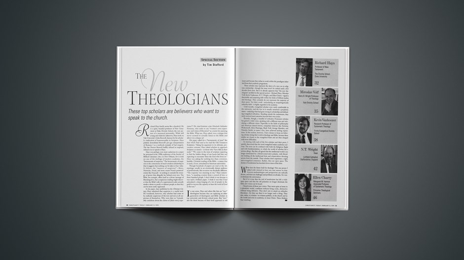 New Theologians
