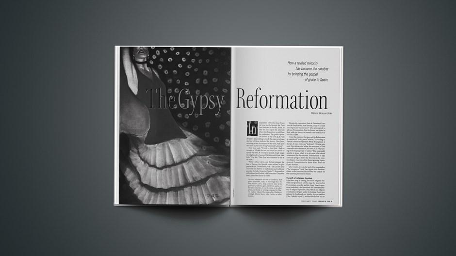 The Gypsy Reformation