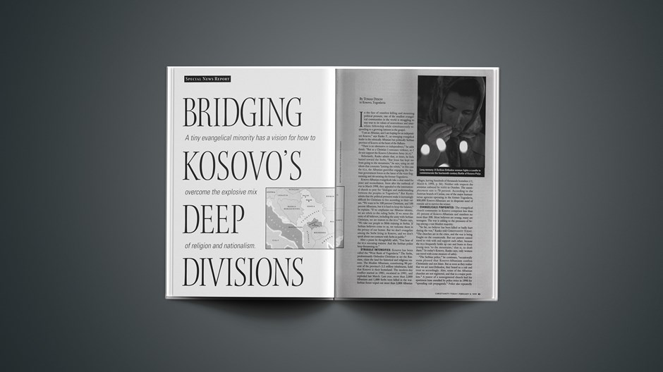 Bridging Kosovo's Deep Divisions