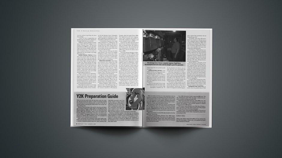 Y2K Preparation Guide