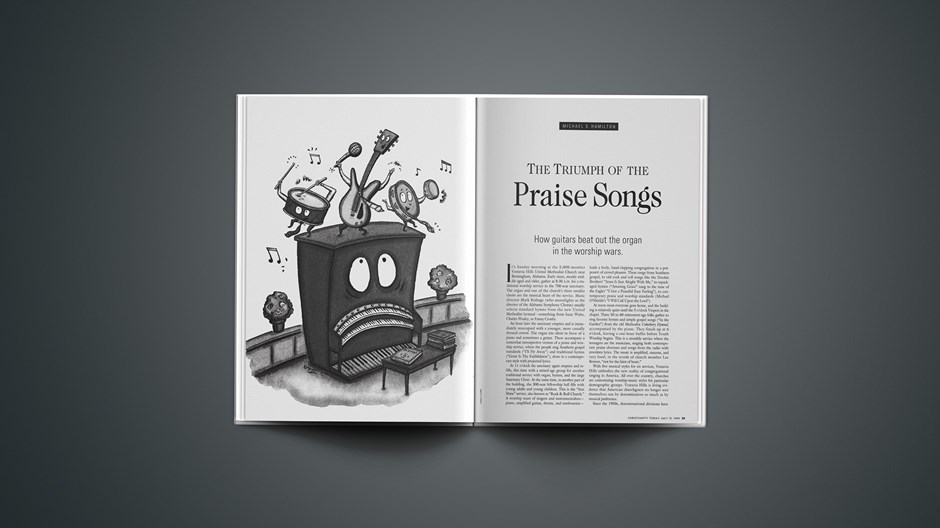 The Triumph of the Praise Songs