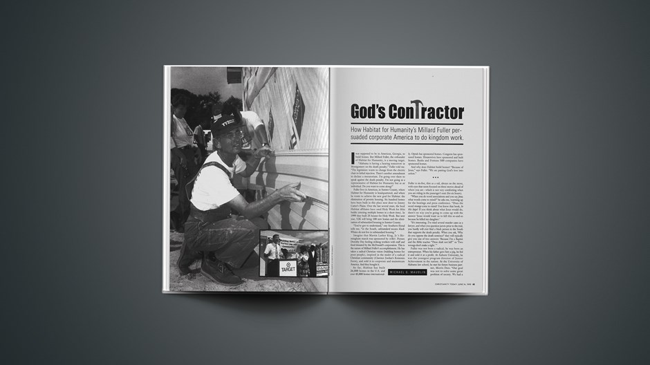 God's Contractor