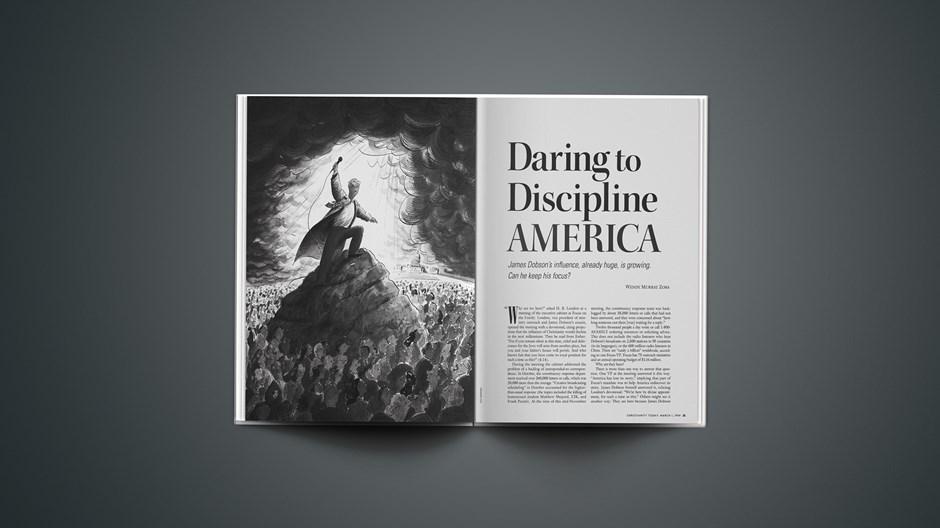 Daring to Discipline America