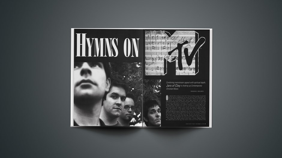 Hymns on MTV