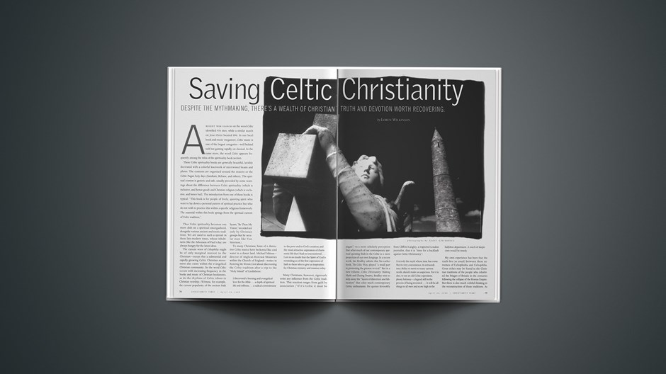 Saving Celtic Spirituality