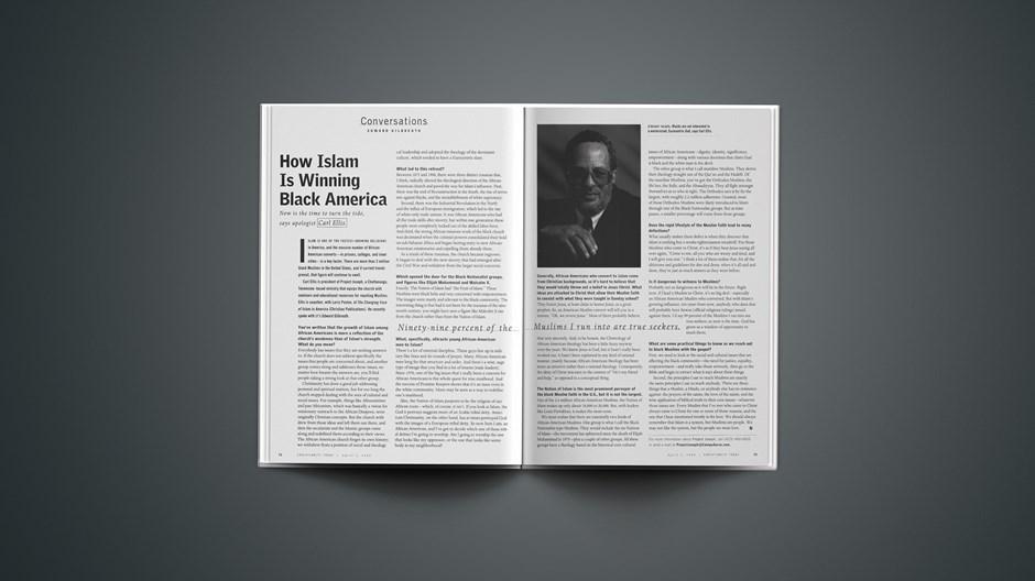 Carl Ellis on How Islam Is Winning Black America