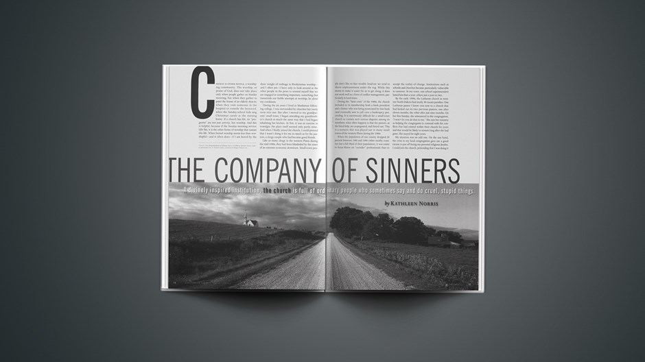 The Company of Sinners