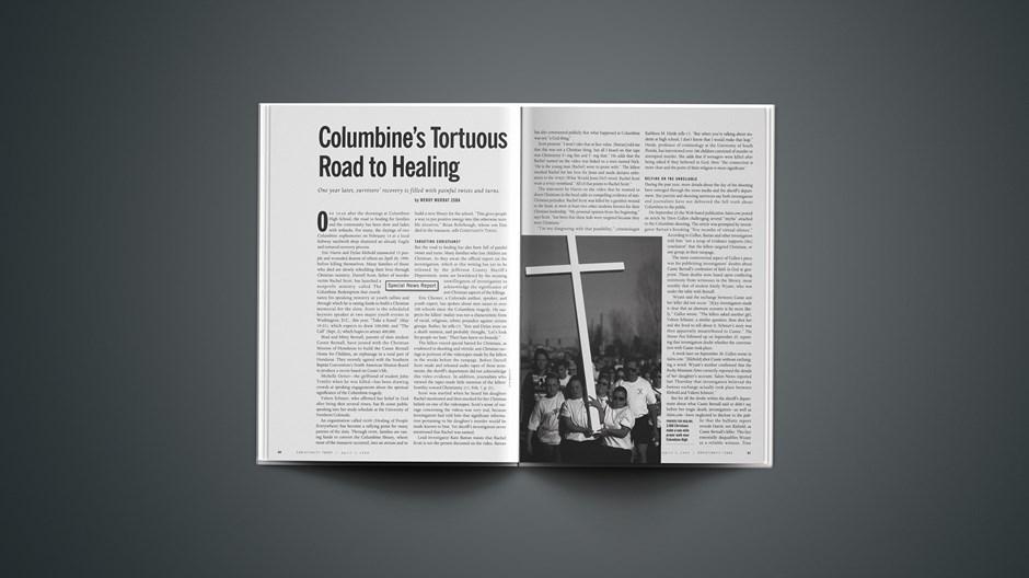 Columbine's Tortuous Road to Healing