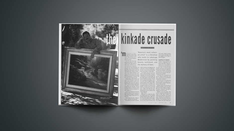 The Kinkade Crusade