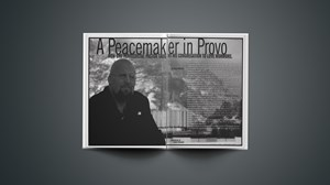 A Peacemaker in Provo