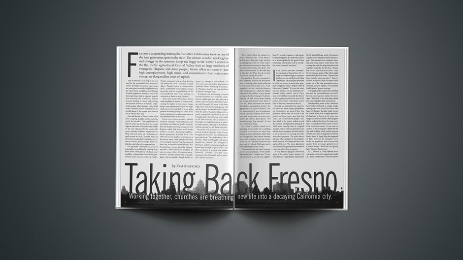 Taking Back Fresno