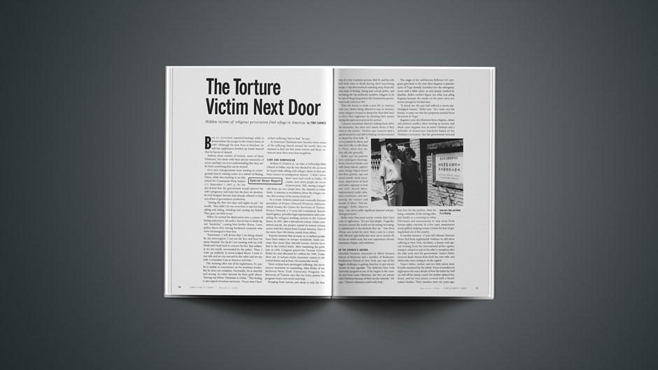 The Torture Victim Next Door