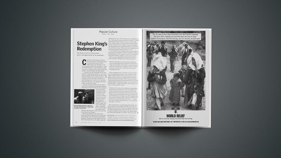 Popular Culture:Stephen King's Redemption