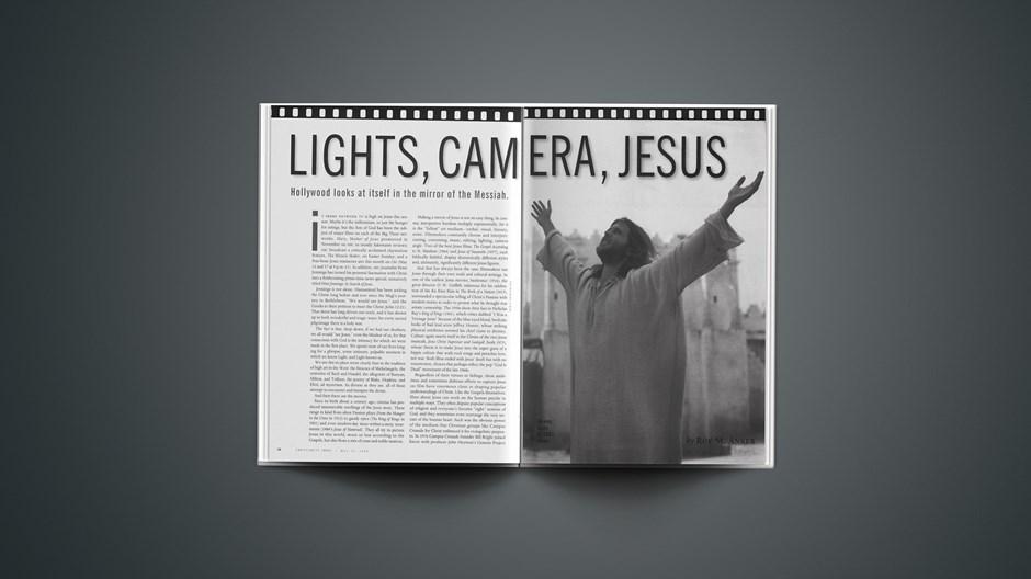 Lights, Camera, Jesus