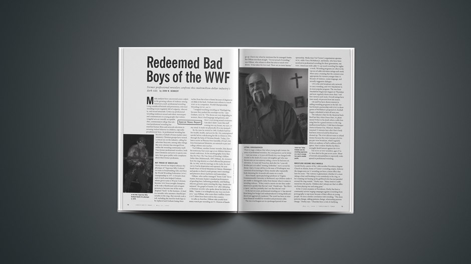 Redeemed Bad Boys of the WWF