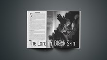 The Lord in Black Skin