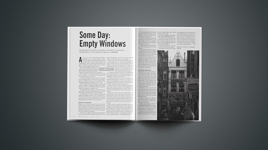 Some Day: Empty Windows