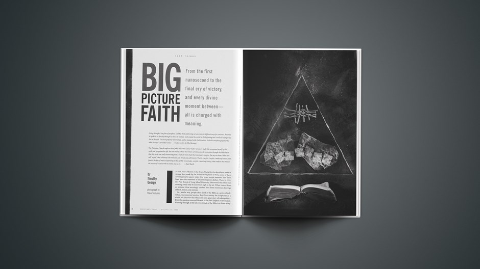 Big-Picture Faith