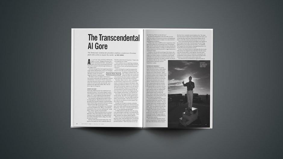 The Transcendental Gore