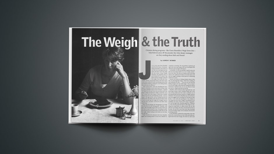 The Weigh and the Truth