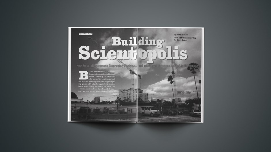 Building Scientopolis