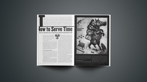 How to Serve Time