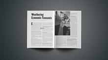 Weathering Economic Tsunamis