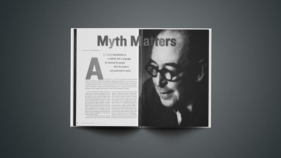 Myth Matters