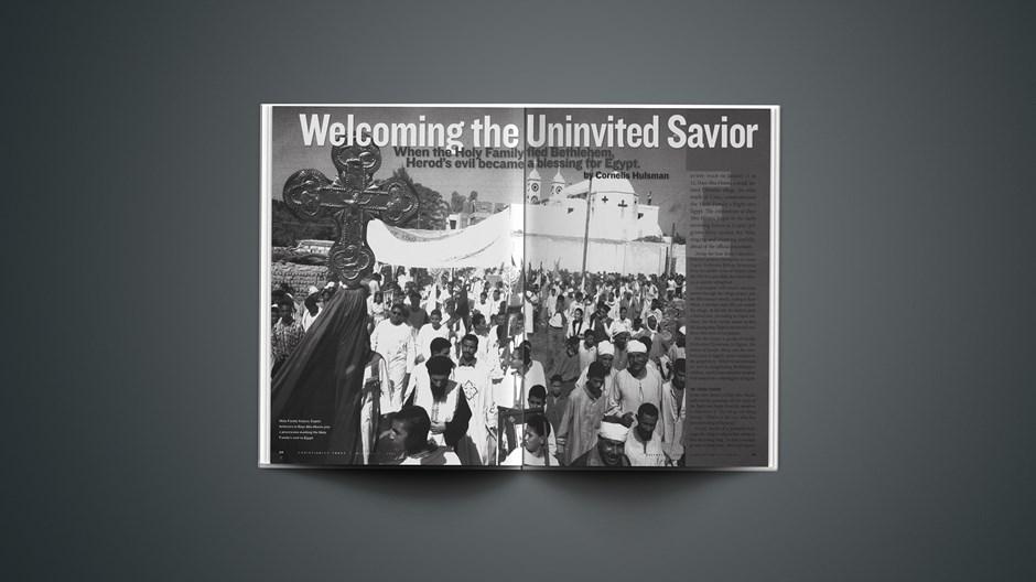Welcoming the Uninvited Savior