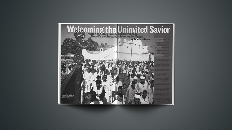 Welcoming the Uninvited Savior