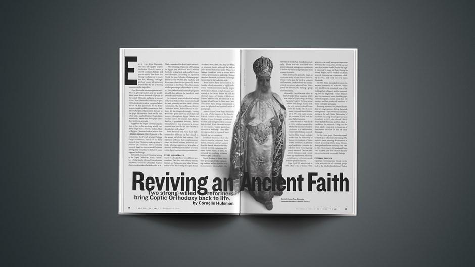 Reviving an Ancient Faith
