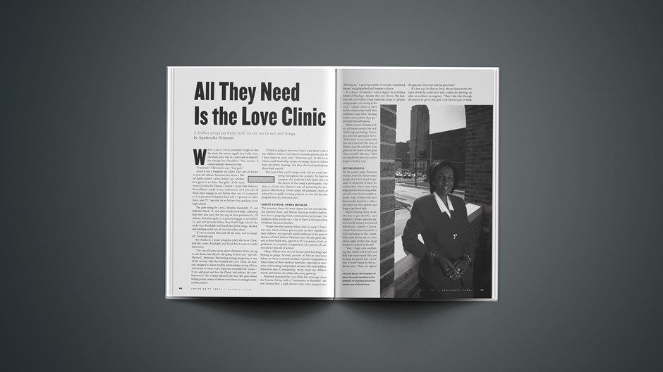 All They Need Is the Love Clinic