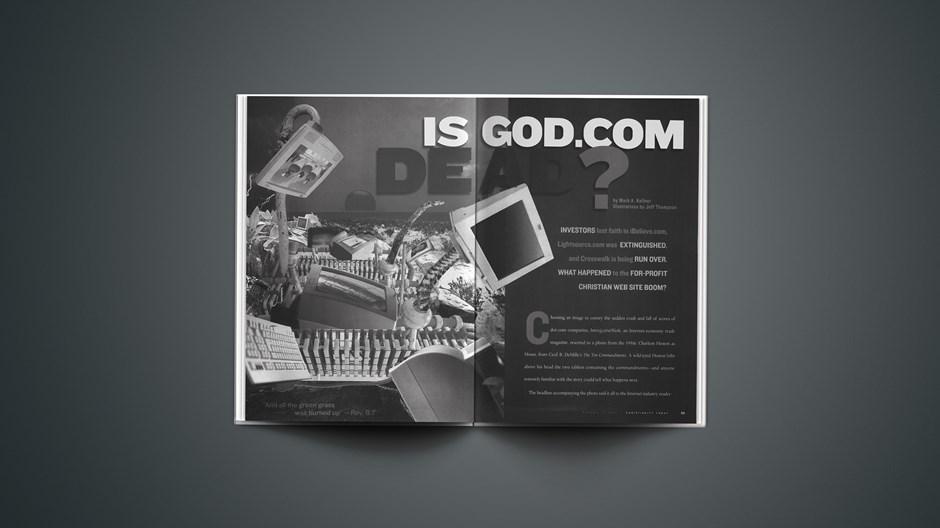 Is God.com Dead?