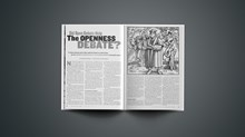 Open Debate in the Openness Debate
