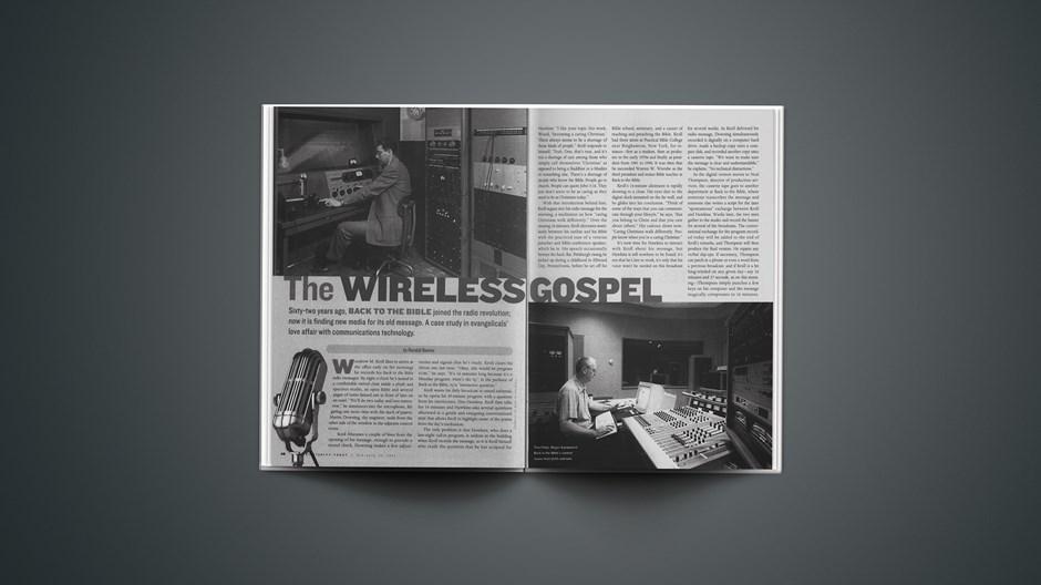 The Wireless Gospel