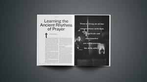 Learning the Ancient Rhythms of Prayer