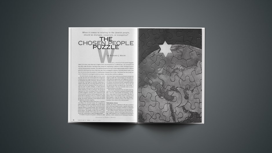 The Chosen People Puzzle