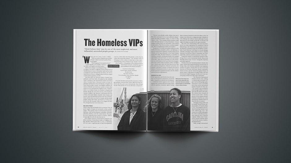 The Homeless VIPs