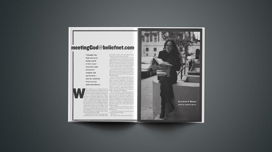 meetingGod@beliefnet.com