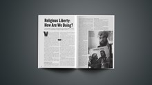 Religious Liberty: How Are We Doing?