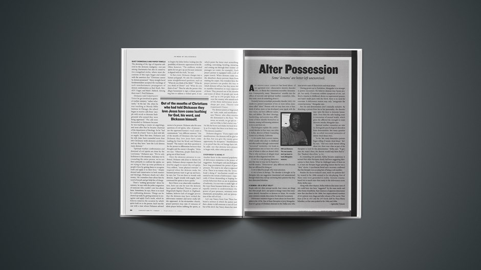 Alter Possession